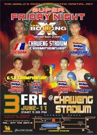 Samui Super Boxing