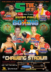 Samui 7 Fight