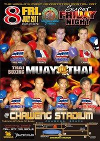 Samui Boxing Night