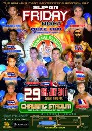 Samui Fight Night
