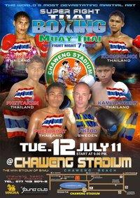 Samui Muay Thai 7