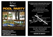 Samui Pool Party